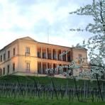 Die Villa Ludwigshöhe ist ein pfälzisches Adelsdomizil nach italienischem Vorbild. Foto: GDKE Rheinland-Pfalz