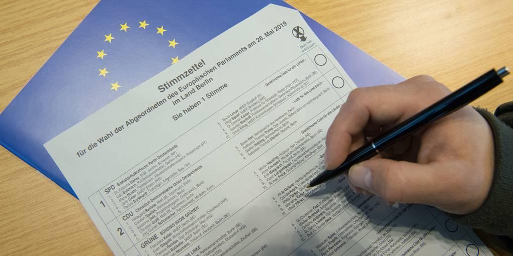 """Ärger um Wahlplakate der Partei """"Die Rechte"""" in Ingelheim - Allgemeine Zeitung"""