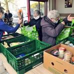 Die Tafel versorgt 35 bis 40 Kunden regelmäßig mit Lebensmitteln. Jetzt kann das Sortiment erweitert werden. Archivfoto: Thomas Schmidt