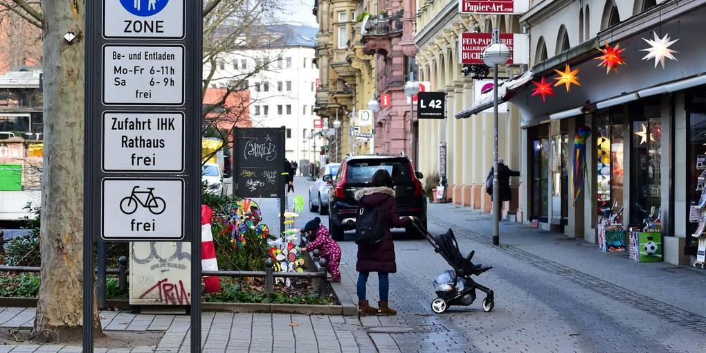Parken Wiesbaden