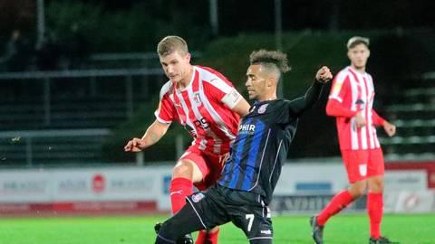 Wo spielt die SG Barockstadt in der nächsten Saison - Oberliga, oder doch Regionalliga Südwest? Archivfoto: Görlich