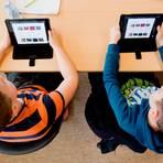 Lehrer der Theo-Koch-Schule haben die Umsetzung der teilweisen Schulöffnung kritisiert.  Symbolfoto: dpa
