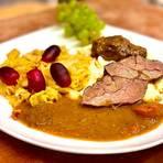 """Essen wie ein Gourmet funktioniert auch Zuhause - entweder """"To Go"""" oder mit dem Rezept von Thorben Laas. Foto: VogelsBergküche"""