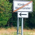 Ist es das Aus für die Klinik in Weilmünster? Vom Landeswohlfahrtverband in Kassel gibt es Rückenwind für die Standortverlagerung nach Weilburg.  Foto: Jürgen Vetter