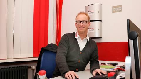Für Bad Nauheims Geschäftsführer Andreas Ortwein und seine Kollegen war es alles andere als eine leichte Saison. Foto: Joachim Storch
