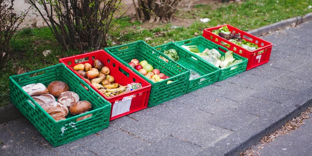Foodsharing Wiesbaden