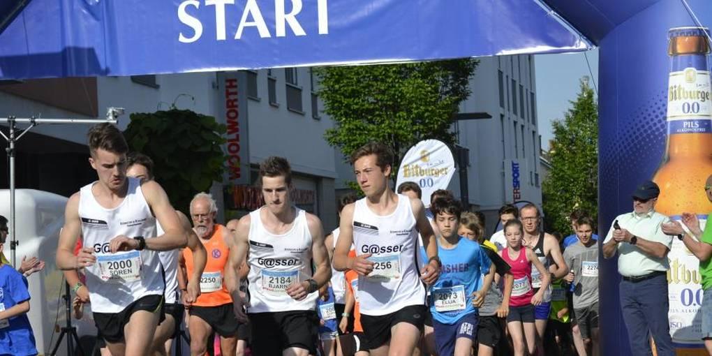 Morgens Laufen Mittags Kaufen In Ingelheim Halbe Und