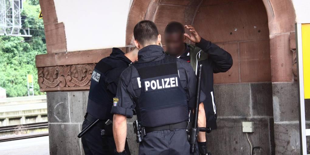 Giessen Polizei