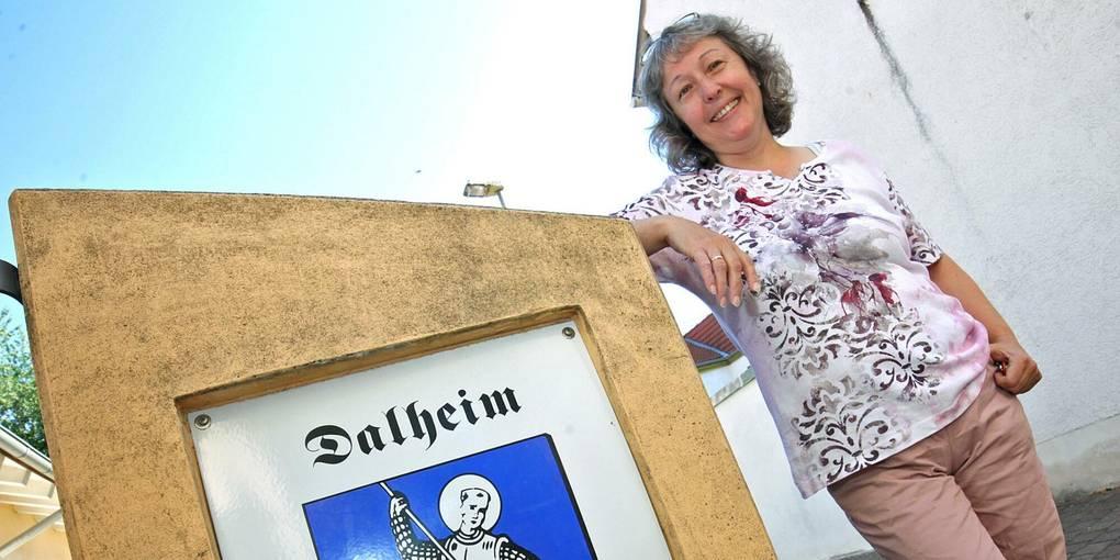 Freut sich auf ihren neuen Job im Rathaus: Trudy Hennig übernimmt demnächst die Amtsgeschäfte. Foto: hbz/Michael Bahr
