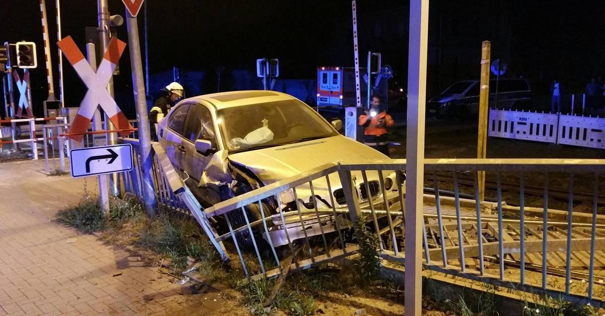 Unfall Otzberg