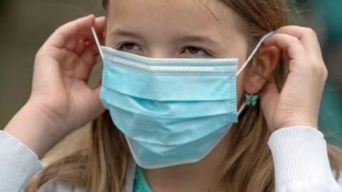 Die Infektionszahlen an Schulen sind zunächst stabil.  Foto: dpa