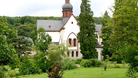 Kloster Eberbach. Foto: Daniel Holzer