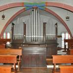 "Die ""Schlimbach-Orgel"" in Heilig Kreuz in Assmannshausen soll grundlegend restauriert werden.Foto: ASS Verlag  Foto: ASS Verlag"