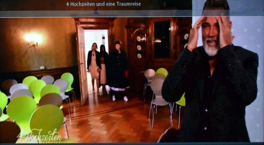 Fernsehsender Filmt Bad Kreuznacher Trauzimmer Und Lost