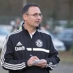 Trainer Jörg Nowka. Archivfoto: Volker Dziemballa