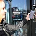 Im gesamten Geschäftsgebiet der Volksbank Mittelhessen sollen die sogenannten Regioautomaten in den Filialen aufgestellt werden.  Foto: Volksbank Mittelhessen