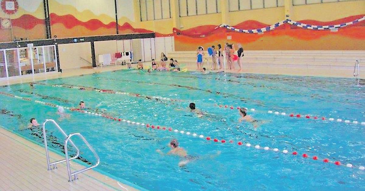 Schwimmbad Gensingen