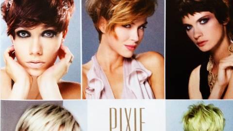 Pixie Cuts - Foto aus dem Magazin von Compagnia della Bellezza. Foto: Anja Kossiwakis