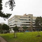 Die Sanierung des Architekturgebäudes der TU Darmstadt steht nicht auf dem Prüfstand; Mittel dafür stehen bereit. Foto: Guido Schiek