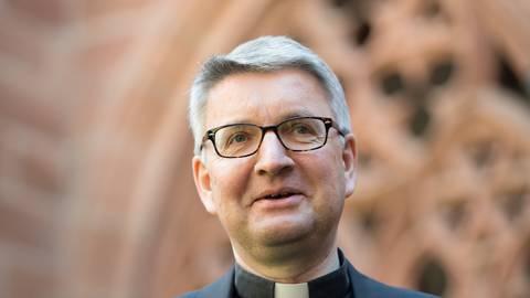Der Mainzer Bischof Peter Kohlgraf. Foto: dpa