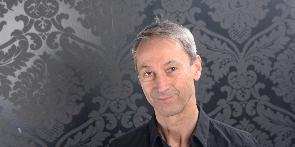Der Schauspieler Armin Nufer erhält den Integrationspreis der Stadt. Archivfoto: Paul Müller