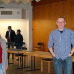 Michael Sauer ist der neue Ortsvorsteher, Martina Karber seine Stellvertreterin. Beide gehören der neuen Bürgerliste Ruttershausen (BLR) an. Foto: Scherer
