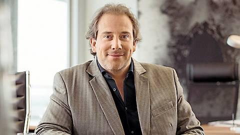Raffael Fruscio ist einer von zwei Geschäftsführern der Reclay-Group aus Herborn. Er ist politisch aktiv und vielen als Vorsitzender des CDU-Stadtverbands Herborn bekannt.   Foto: Reclay