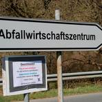 Das Abfallwirtschaftszentrum Bechlingen bleibt am Samstag geschlossen.  Archivfoto: Gert Heiland