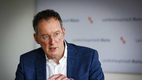 Der Mainzer Oberbürgermeister Michael Ebling. Archivfoto: Sascha Kopp