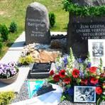 Von Freunden für Freunde ein Ort zum Gedenken an Ronny Baumbach. Foto: Wißner
