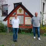 Jens Aßmann (v.l.), Waltraud Riehl und Thorsten Grob leiten als Dernbacher Ortsbeirat zukünftig die Geschicke des Bad Endbacher Ortsteils. Foto: Peter Piplies