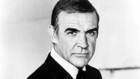 Für viele der beste Bond aller Zeiten: Wieland Schwanebeck plaudert auch über Sean Connery. Archivfoto: dpa