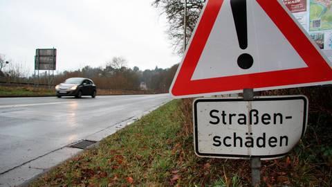 In diesem Jahr soll der Abschnitt zwischen Weilburg und der Guntersau saniert werden. Auf die Autofahrer kommt in dieser Zeit eine Vollsperrung zu. Foto: Olivia Heß