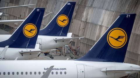 Die Corona-Pandemie hat die Lufthansa in Schwierigkeiten gebracht. Archivfoto: dpa