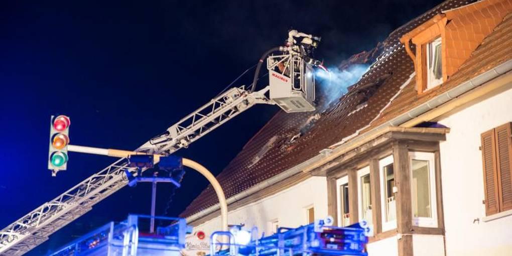Feuer Raunheim