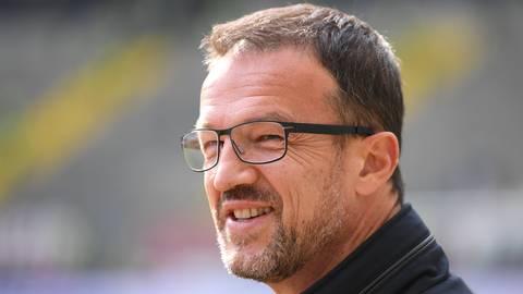 Eintracht-Sportvorstand Fredi Bobic. Foto: dpa