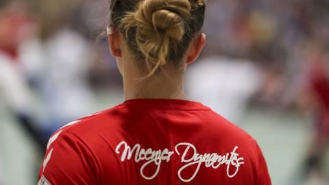 Das Spiel der Dynamites-Handballerinnen in Buchholz ist wegen eines positiven Corona-Tests kurzfristig abgesagt worden. Foto: Rene Vigneron