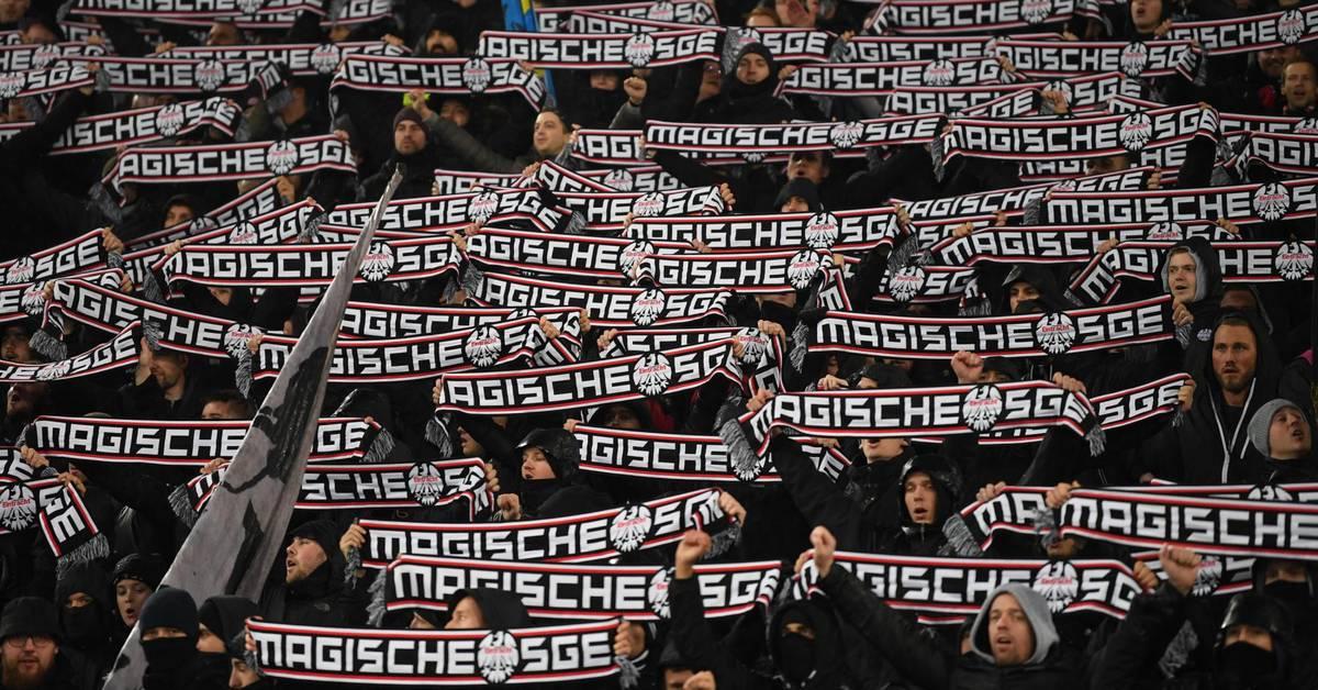 Eintracht Heimspiele