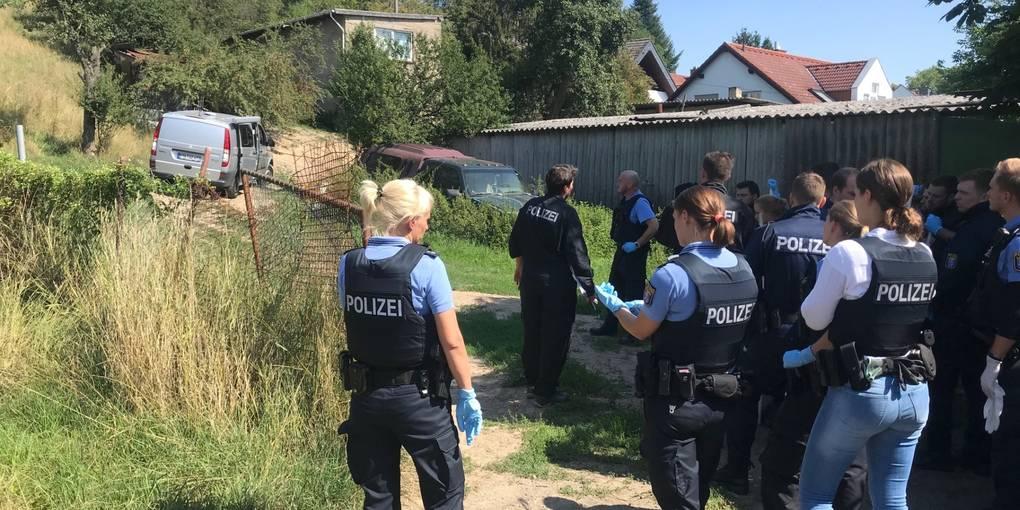 Hofheim Unfall 3 Tote