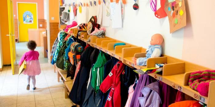Für die Betreuung ihrer Kinder müssen Braunfelser Eltern zukünftig mehr zahlen.  Symbolfoto: Sebastian Kahnert/dpa