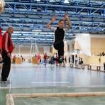 In der Halle geht momentan gar nichts: Die Handball-Saison ist gestoppt, die TGW-Leichtathleten mussten ihr Hallensportfest gerade absagen. Auch die DMS-Wettkämpfe der Schwimmer wurden vor wenigen Tagen gestrichen. Die Turner sind seit Monaten im Leerlauf.Archivfotos: pa/Dirigo
