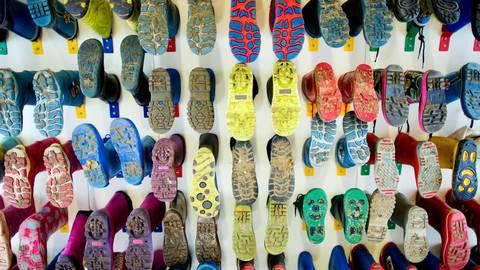 Auch in Bingen werden in den kommenden Jahren täglich deutlich mehr kleine Füße zu Kindertagesstätten im Stadtgebiet unterwegs sein. Archivfoto: dpa