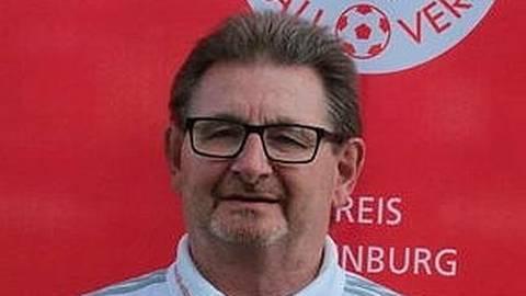 Heinz-Günther Eckhardt feiert heute seinen 70. Geburtstag.  Archivfoto: Kreisfußballausschuss