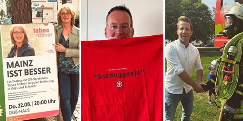 OB-Kandidaten: Unterschiedliche Schwerpunkte auf Social Media_Allgemeine Zeitung