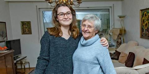 Ihre Oma Das andere Zimmer