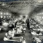 Die Spanische Grippe entwickelte sich ab 1918 in drei Wellen bis 1920 zur schlimmsten Pandemie der Geschichte. Man schätzt die Zahl der Todesopfer auf 25 bis 50 Millionen. Foto: dpa