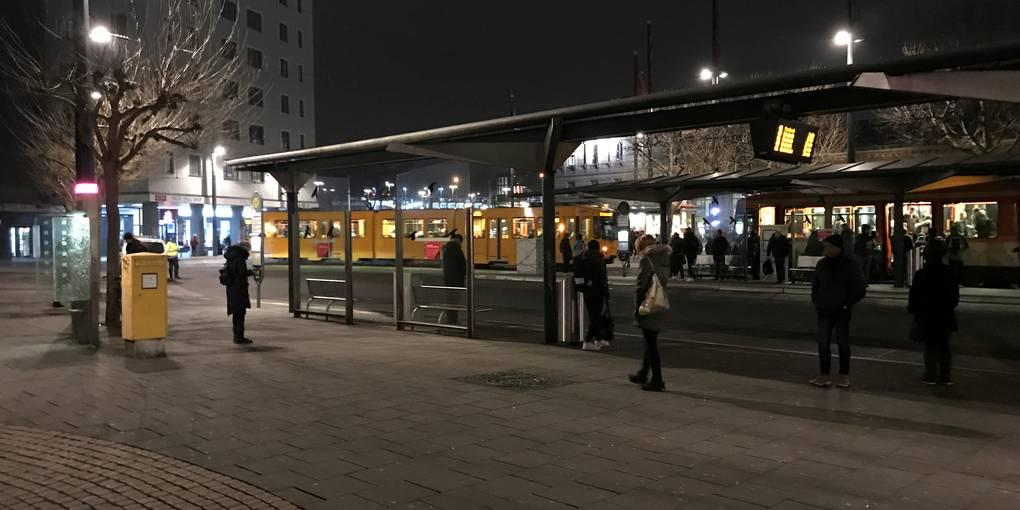 Verdi-Streik: Lage am Hauptbahnhof ruhig