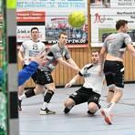 Darren Weber (Nr. 17) und seine Teamgefährten von der SG Saulheim verloren in Zweibrücken klar. Archivfoto: Mario Moschel