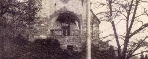 Die Heppenheimer Synagoge vor der Zerstörung am 10. November 1938. Foto: Dieter Schnabel