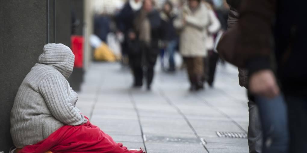 Obdachlose Mainz